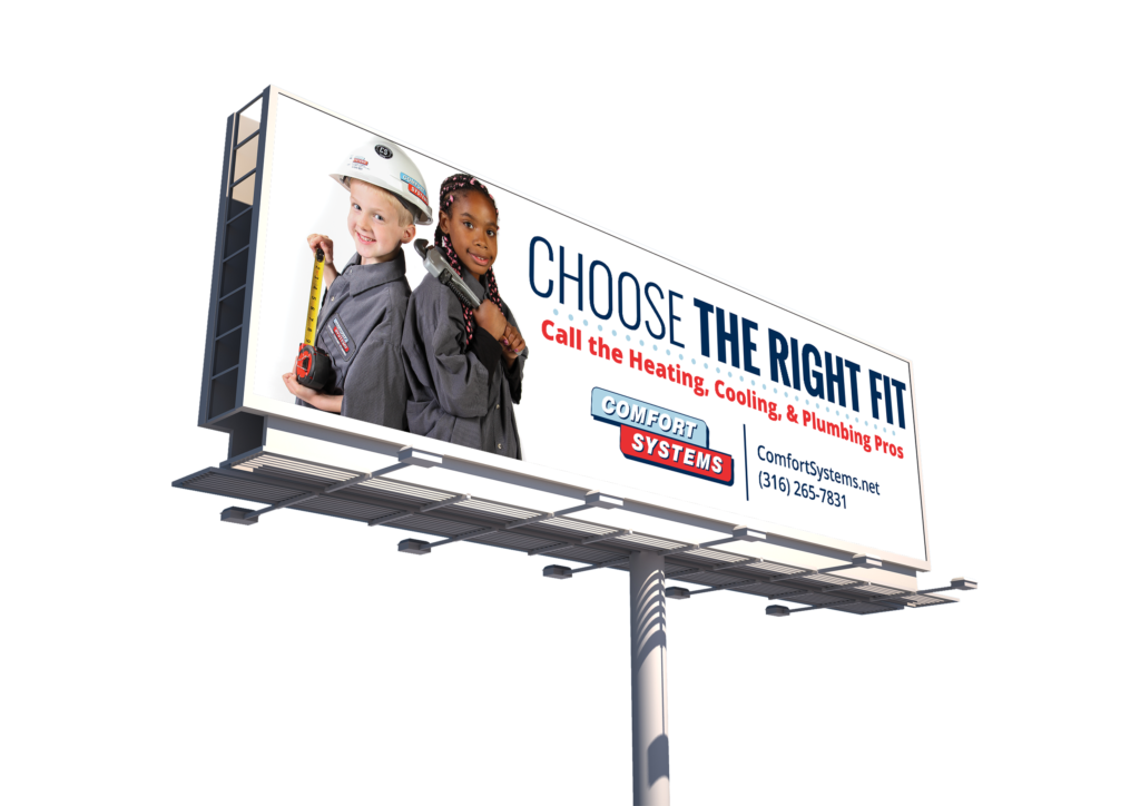 Choose the Right Fit Static Billboards
