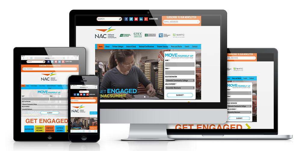 NAC Careers Website