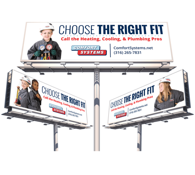 Choose the Right Fit Campaign