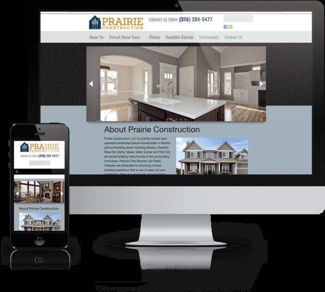 Prairie Construction Homes