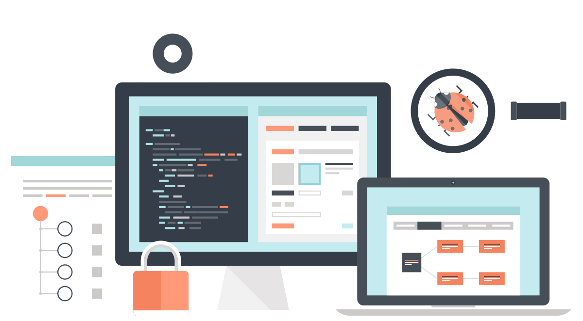 """Our websites and web tools are built """"made to order,"""" catered to client goals and scalable should new developments be needed over time."""