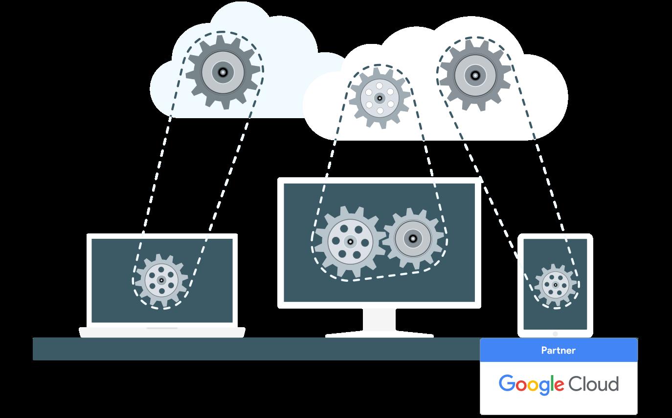 Secure Email Hosting via Google Suite