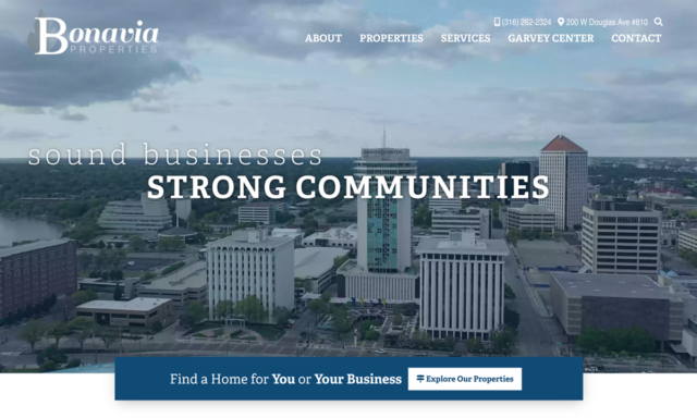 Bonavia Properties New Website