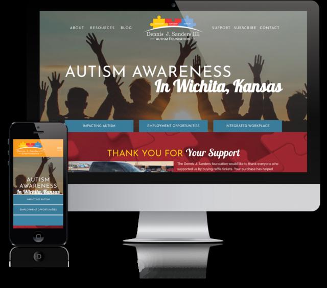 Dennis J. Sanders III Autism Foundation