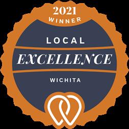 Wichita web designer award
