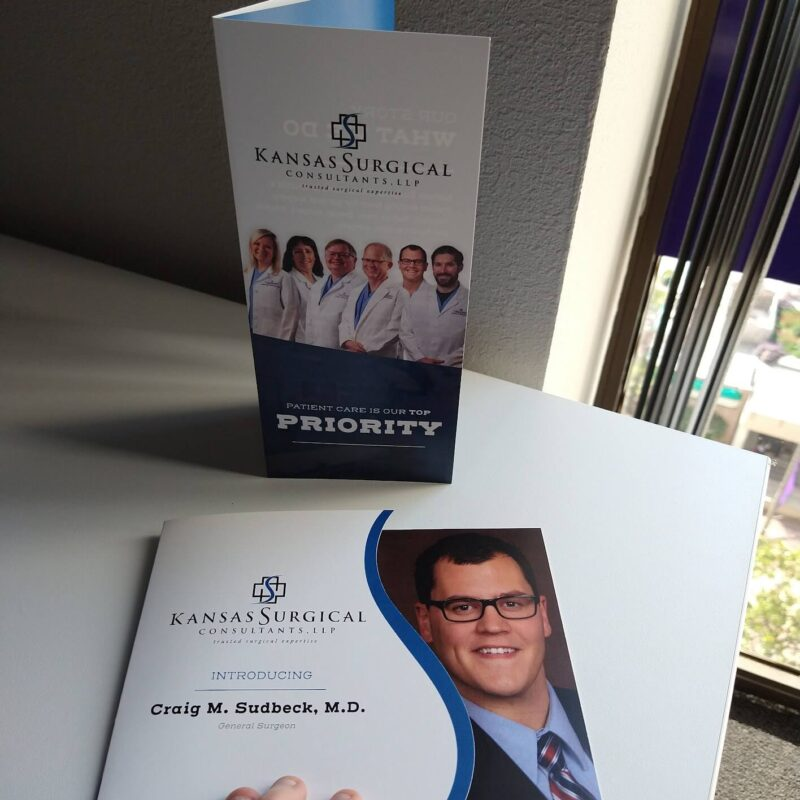 Kansas Surgical Trifold and Brochure (1)